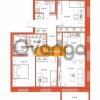 Продается квартира 3-ком 81.13 м² Комендантский проспект 58к 1, метро Комендантский проспект