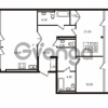 Продается квартира 2-ком 106.3 м² Приморский проспект 44, метро Старая деревня