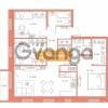 Продается квартира 3-ком 83.59 м² Комендантский проспект 58к 1, метро Комендантский проспект