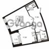 Продается квартира 1-ком 49.8 м² Приморский проспект 44, метро Старая деревня