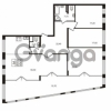 Продается квартира 3-ком 151.8 м² Приморский проспект 44, метро Старая деревня