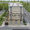 Продается квартира 1-ком 41.7 м² улица Кременчугская 13к А, метро Площадь Восстания