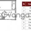Продается квартира 1-ком 68 м² Кременчугская улица 9к 2, метро Площадь Восстания