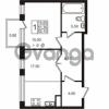 Продается квартира 1-ком 52.1 м² Приморский проспект 44, метро Старая деревня