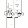 Продается квартира 2-ком 53.03 м² Школьная улица 7к 2, метро Купчино
