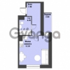 Продается квартира 1-ком 31.29 м² Советский проспект 24, метро Рыбацкое