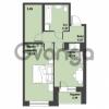 Продается квартира 1-ком 42.31 м² Советский проспект 24, метро Рыбацкое
