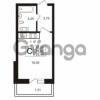 Продается квартира 1-ком 24.09 м² Австрийская улица 4, метро Улица Дыбенко