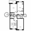 Продается квартира 3-ком 78.92 м² Австрийская улица 4, метро Улица Дыбенко
