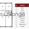 Продается квартира 4-ком 112 м² Полтавский проезд 2, метро Площадь Восстания