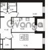 Продается квартира 2-ком 63.1 м² Московский проспект 65, метро Фрунзенская