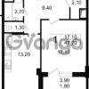 Продается квартира 1-ком 47.7 м² Московский проспект 65, метро Фрунзенская