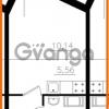 Продается квартира 1-ком 24.27 м² Почтовая улица 8, метро Ладожская
