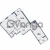 Продается квартира 3-ком 81.3 м² Плесецкая улица 1, метро Комендантский проспект