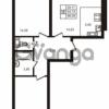Продается квартира 2-ком 63.73 м² улица Кирова 11, метро Улица Дыбенко