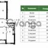 Продается квартира 4-ком 127 м² Уральская 4, метро Василеостровская