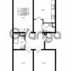 Продается квартира 3-ком 79.41 м² проспект Энергетиков 9, метро Ладожская
