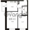 Продается квартира 2-ком 49.19 м² Европейский проспект 14, метро Улица Дыбенко