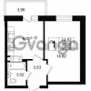 Продается квартира 1-ком 30.19 м² Петровский бульвар 1, метро Девяткино