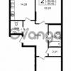 Продается квартира 2-ком 80 м² Приморский проспект 52, метро Старая деревня
