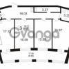 Продается квартира 3-ком 92.7 м² Ушаковская набережная 3, метро Черная речка