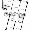 Продается квартира 4-ком 127.85 м² Ушаковская набережная 3, метро Черная речка