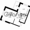 Продается квартира 1-ком 36.49 м² проспект Строителей 1, метро Улица Дыбенко