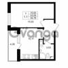 Продается квартира 1-ком 33.59 м² проспект Строителей 1, метро Улица Дыбенко