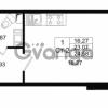 Продается квартира 1-ком 23.07 м² проспект Строителей 1, метро Улица Дыбенко