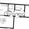 Продается квартира 2-ком 54.84 м² проспект Строителей 1, метро Улица Дыбенко
