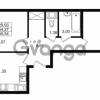Продается квартира 2-ком 54.27 м² Шоссейная 1, метро Ладожская