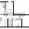 Продается квартира 2-ком 57.91 м² Шоссейная 1, метро Ладожская