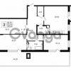 Продается квартира 3-ком 139 м² Приморский проспект 52, метро Старая деревня