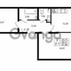Продается квартира 2-ком 58.01 м² проспект Строителей 1, метро Улица Дыбенко