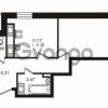 Продается квартира 2-ком 58.53 м² улица Катерников 1, метро Проспект Ветеранов