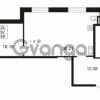 Продается квартира 2-ком 77.92 м² улица Катерников 1, метро Проспект Ветеранов