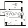 Продается квартира 2-ком 60.32 м² Малый пр. В.О. 64, метро Василеостровская