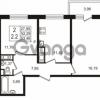 Продается квартира 2-ком 52.29 м² улица Шувалова 7, метро Девяткино