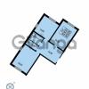 Продается квартира 2-ком 64 м² проспект Маршала Блюхера 12Б, метро Лесная