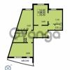 Продается квартира 3-ком 92.3 м² проспект Маршала Блюхера 12Б, метро Лесная