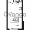 Продается квартира 1-ком 27.93 м² Новая улица 15, метро Ладожская