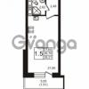 Продается квартира 1-ком 28.21 м² Новая улица 15, метро Ладожская