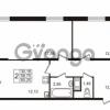 Продается квартира 2-ком 58.75 м² Европейский проспект 1, метро Улица Дыбенко