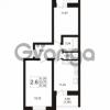 Продается квартира 2-ком 53.78 м² Пулковское шоссе 36к 4, метро Звездная