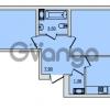 Продается квартира 2-ком 60.38 м² Центральная улица 83, метро Ладожская