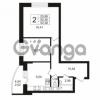 Продается квартира 2-ком 50.36 м² Кушелевская дорога 5к 5, метро Лесная