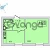 Продается квартира 1-ком 38.23 м² Центральная улица 83, метро Ладожская