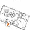 Продается квартира 3-ком 54.48 м² улица Шувалова 1, метро Девяткино
