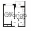 Продается квартира 1-ком 32.66 м² Кушелевская дорога 5к 5, метро Лесная