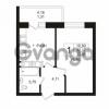 Продается квартира 1-ком 32.17 м² Кушелевская дорога 5к 5, метро Лесная